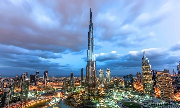 Burj Khalifa Tickets Price, Architect, Height, Timings