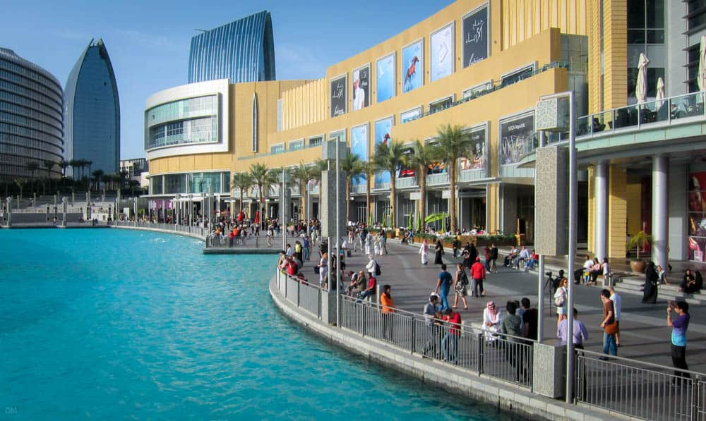 The Dubai Mall Timings, Shops, How to Reach