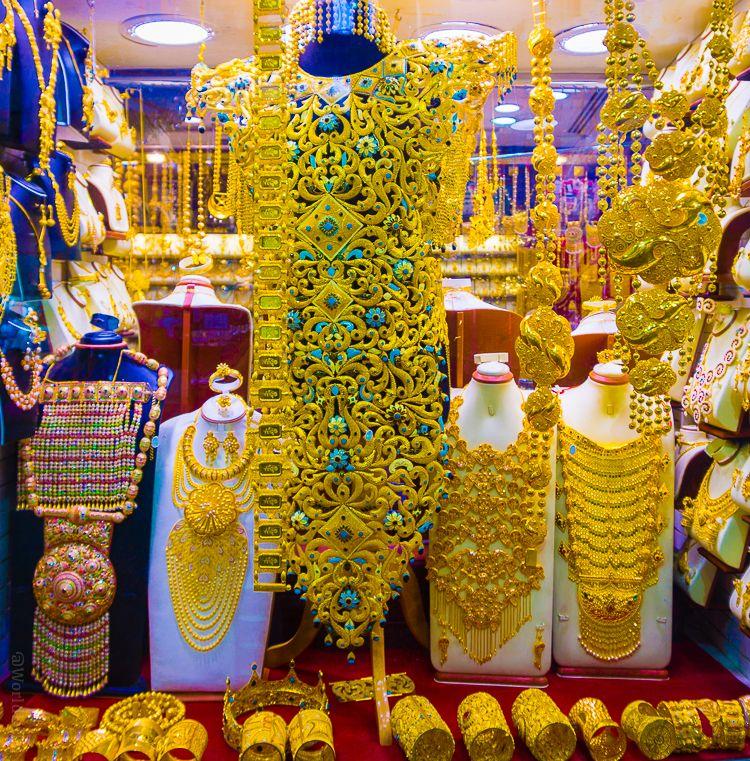 Dubai Gold Souk Timings, Prices, Online Shopping