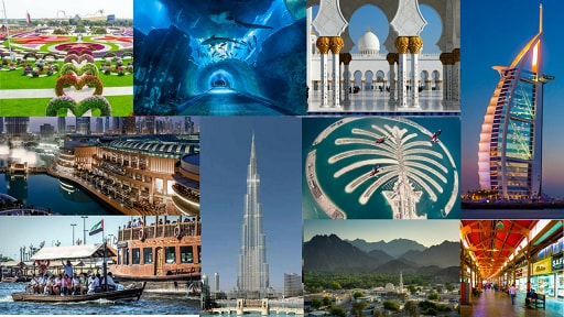 Top 10 Family Tourist Attractions In Dubai
