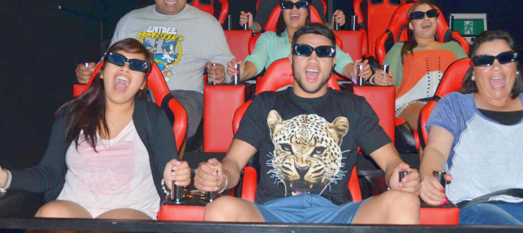 THE 5D AND 7D CINEMA in dubai
