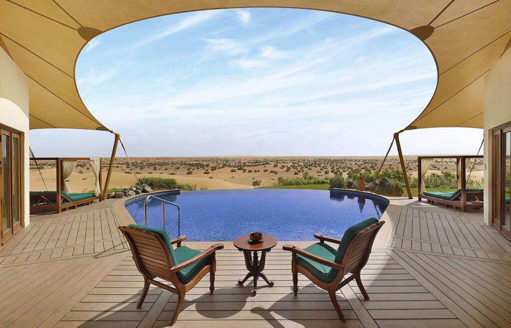 Dubai Desert Conservation Reserve hotel
