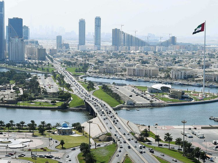 Sharjah city images