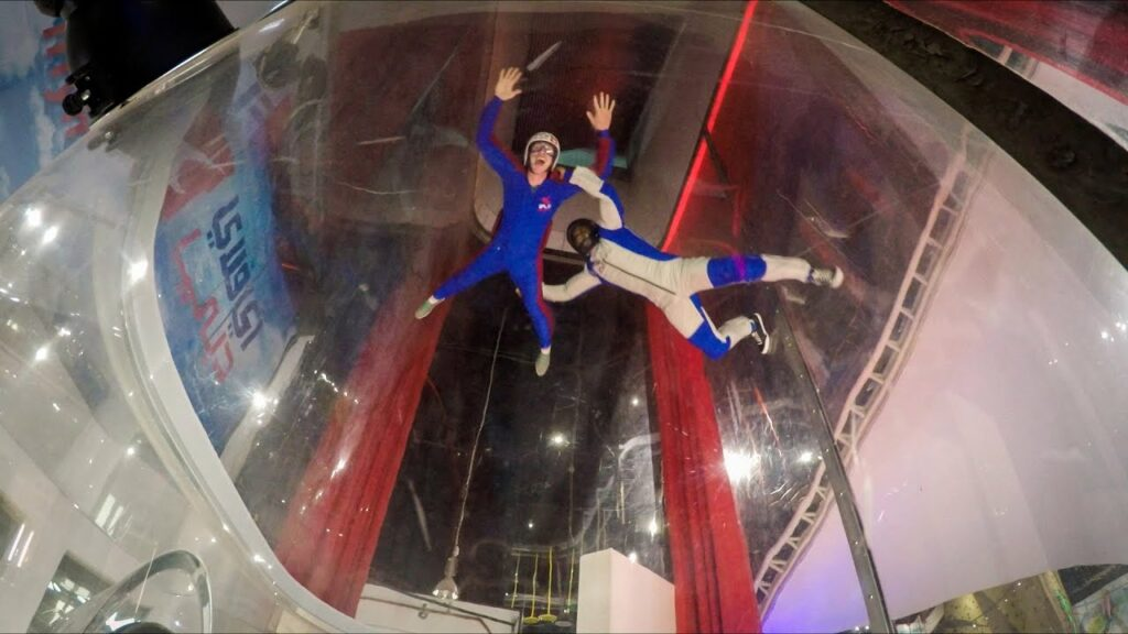 indoor skydive dubai