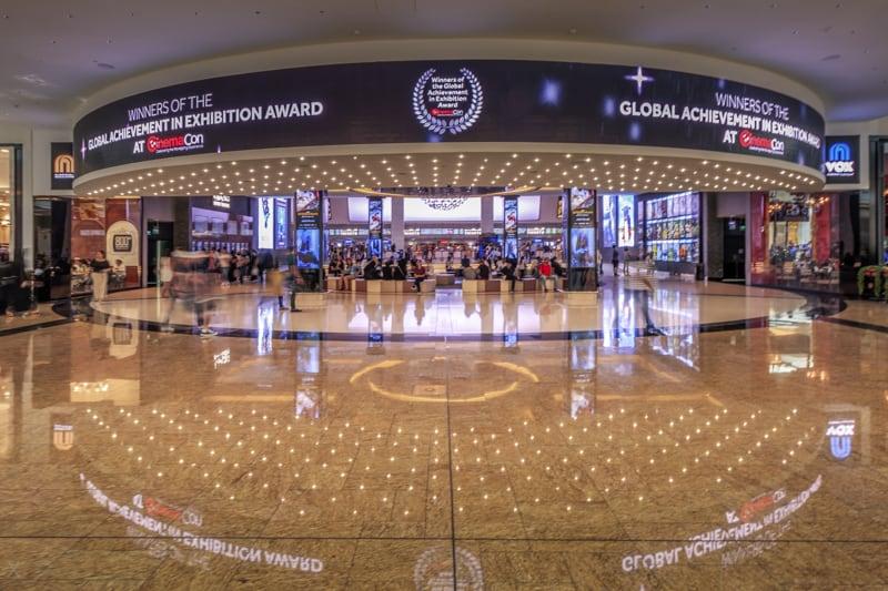 vox cinemas mall of the emirates dubai